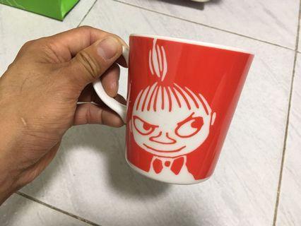 全身姆明茶杯 new Moomin Little My coffee tea cup mug