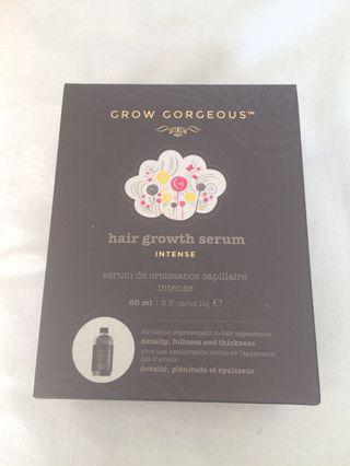 Grow Gorgeous Hair Growth Serum brandnew