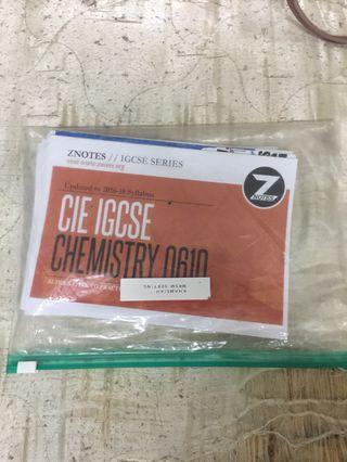 IGCSE notes
