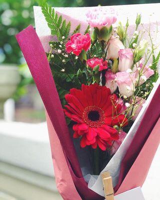 • DIY your bouquet •