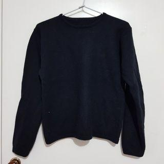 Blank knitted jumper
