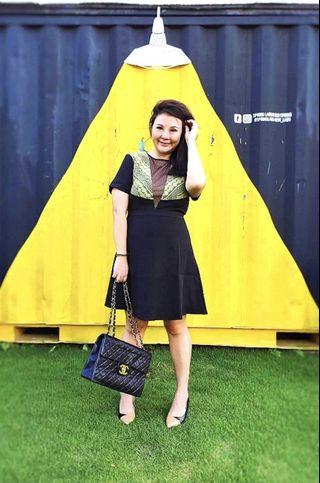 🚚 Voycestas Plus Julius Lace Dress (Plus Size)