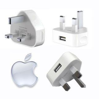 100% Original Apple Power Plug 5W charger - free mailing