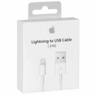 100% Apple Lightning Cable 1 meter-original cable (1m)