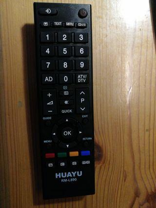 🚚 Toshiba Huayu compatible remote control RM L890