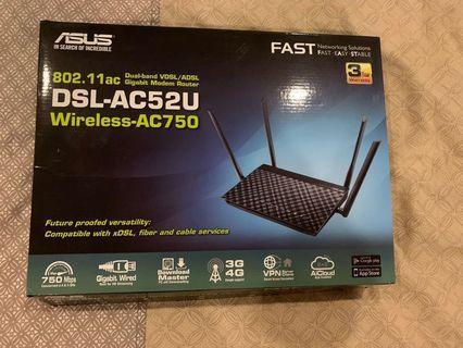 Asus DSL-AC52U Router