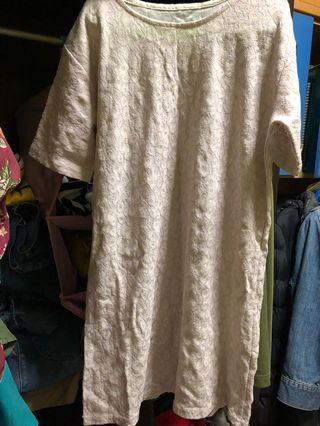 Minimal TShirt Dress