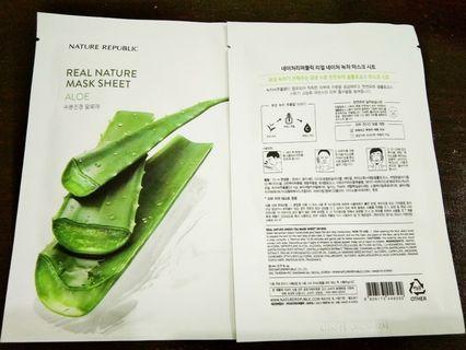 Nature Republic Sheetmask