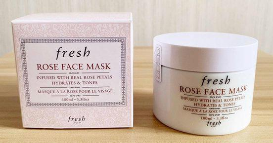 Fresh Rose Mask 100ml