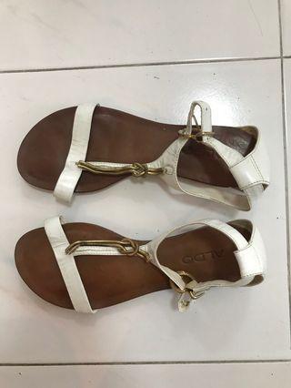 Greek Heel Strap