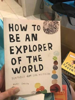 Great for gifting: How to be an explorer of the world