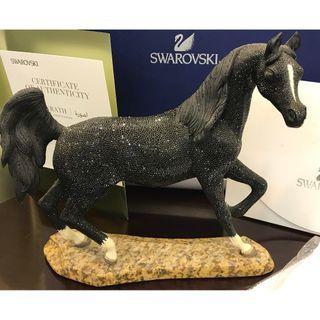 Swarovski 施華洛世奇限量水晶馬