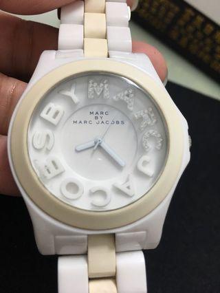 🚚 Marc jacobs大錶徑 時尚錶 (只有67克)