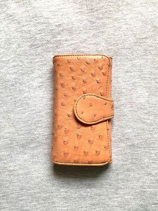 🚚 Orange/ Beige/ Peach wallet / purse / pouch
