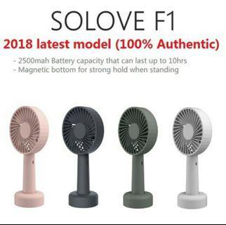Xiaomi Solove F1 fan