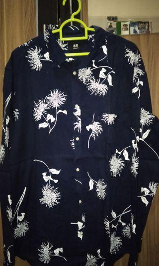 Long Shirt H&M