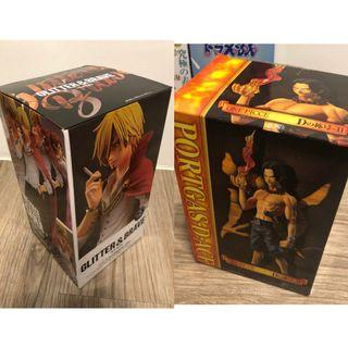 Ace+Sanji two boxes