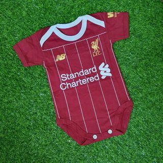Liverpool Home 2019/20 Baby Romper