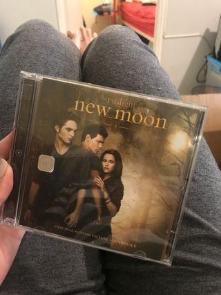 Soundtrack CD New Moon