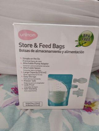 Unimom Breastmilk Storage Bags