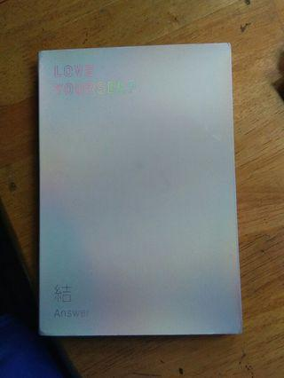 Love yourself Answer F ver.
