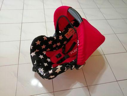 Sweet Cherry Infant Carrier