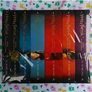 Harry Potter Bloomsbury Edition