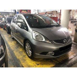 Honda Jazz (Paddle Shift) Auto (P Plate Friendly)