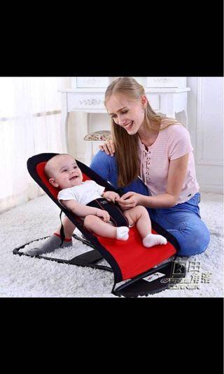 媽媽的好幫手👍嬰兒搖椅