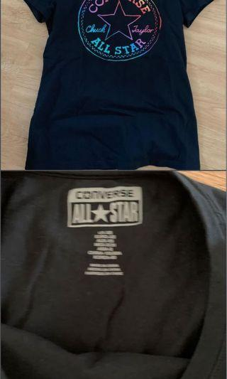 Converse 衣服2件
