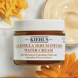 (2包)Kiehl's 金盞花修復精華面霜 Calendula Serum-Infused Water Cream (3ml 試用裝 sample)