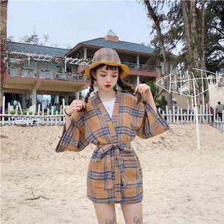 🚚 🌿韓式棕格杉🌿😈