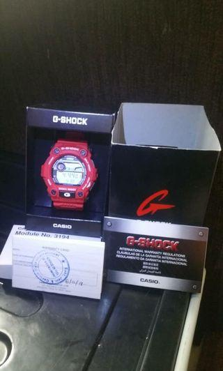 """G-SHOCK G7900A """"Rescue"""" or G Shock Mat Motor"""