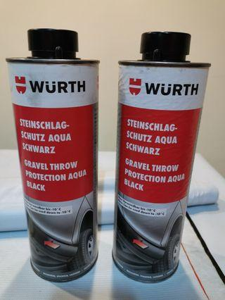 Wurth Gravel Throw & Underbody Protection