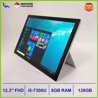 MICROSOFT Surface Pro 5 (i5-7/8GB/128GB)[Premium Preowned]WNTY