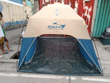 Kovea paradise 2 tent campingfishing disaster hunting outing rescue