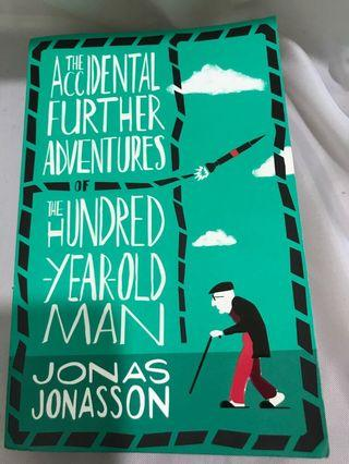 🚚 The little old lady who struck lucky again & The accidental further adventures of the Hundred-year-old Man