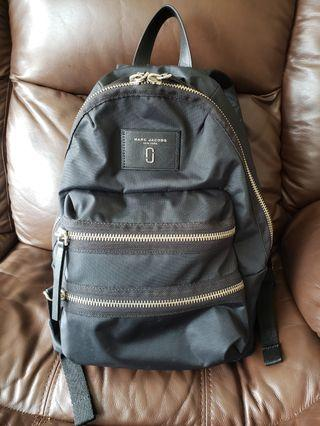 Marc By Marc Jacobs Backpack (Black)