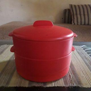 Tupperware Steam It#mauthr