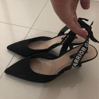 Pull and bear high heels