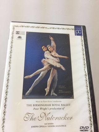 芭蕾舞劇 胡桃鉗 DVD