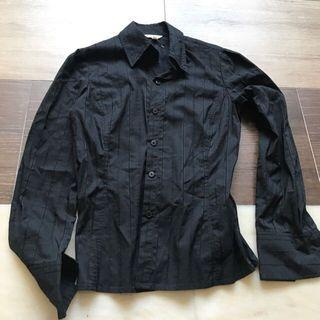 Black Shirt office wear