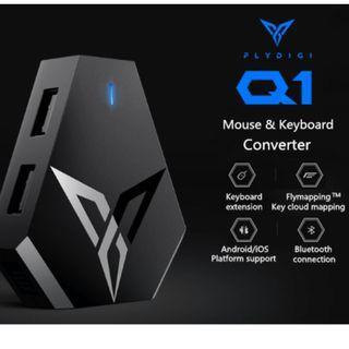 Flydigi Q1 Mobile Game Mouse & Keyboard Converter