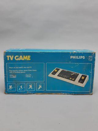philips tv game 飛利浦電視遊戲機