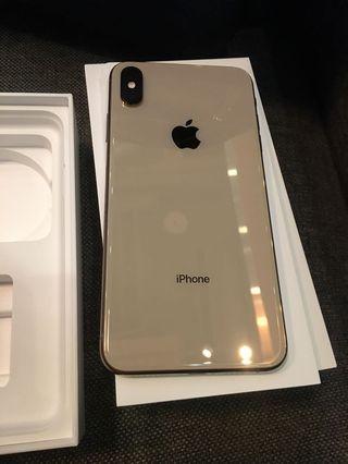 iPhone XS MAX 512G 全機無傷