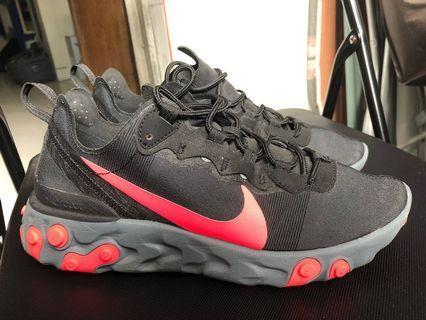 Nike react element 55 US7