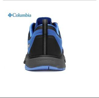 Columbia Outdoor Men's waterproof and slow-shaking hiking shoes