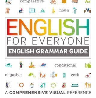 English grammar tutoring  (basic and intermediate)