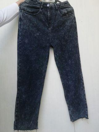 Black Wash Jeans Colorbox