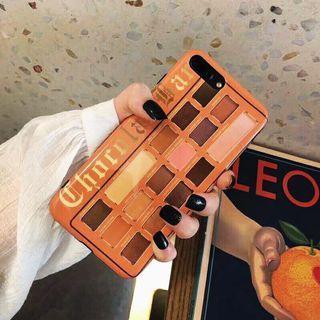 Chocolate bar make up iphone 6 7 8 plus X XR XS Max case